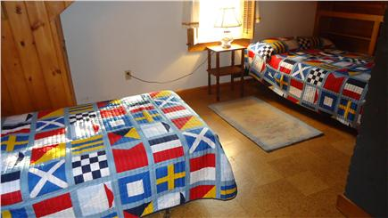 North Chatham Cape Cod vacation rental - Nautical Twins Upstairs