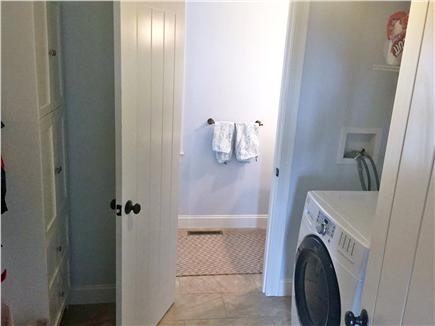 New Seabury New Seabury vacation rental - First floor washer and dryer, and half bath.