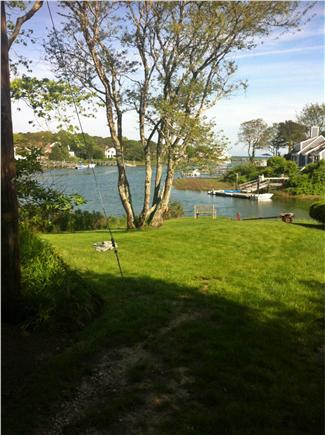 New Seabury New Seabury vacation rental - 50 yds to public water accessing views up Pop. Creek to the ocean