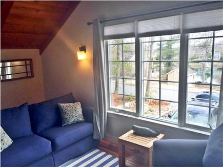 New Seabury New Seabury vacation rental - Master sitting room, fold out couch, water views.