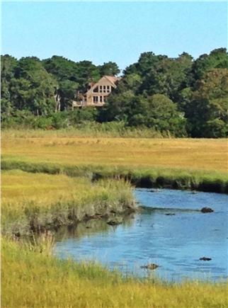Chatham - Ridgevale Beach  Cape Cod vacation rental - Three level home with wonderful Cape Cod views
