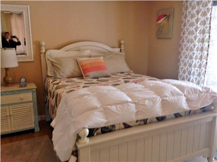 Chatham - Ridgevale Beach  Cape Cod vacation rental - One of 4 bedrooms on lower level, comfortable and bright.