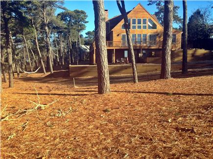 Chatham - Ridgevale Beach  Cape Cod vacation rental - Expansive decks and private setting
