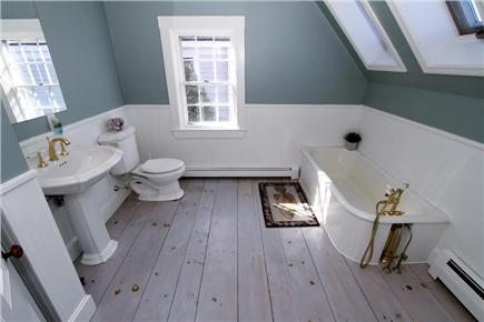Harwich Port Cape Cod vacation rental - 2nd Floor guest bathroom