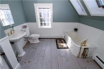 Harwich Port Cape Cod vacation rental - 2nd Floor guest bathroom