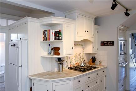 Harwich Port Cape Cod vacation rental - Kitchen (alternate view)
