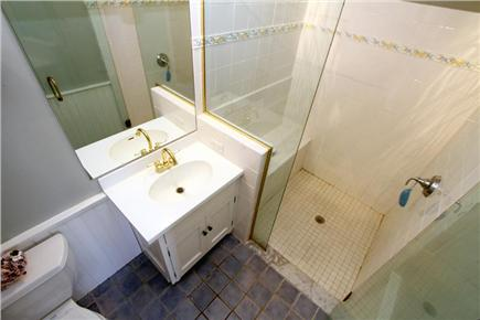 Harwich Port Cape Cod vacation rental - Private Master Bath