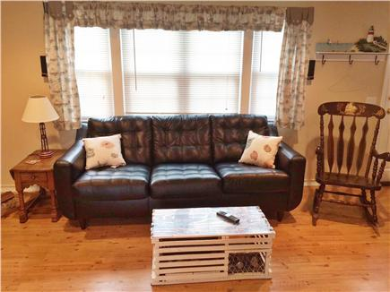 Yarmouth Cape Cod vacation rental - Relax in the rocker (the Sofa opens to Queen Size).
