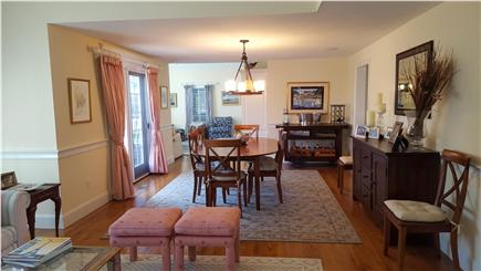 Osterville Osterville vacation rental - Open concept large Dining Room leading to Family Room