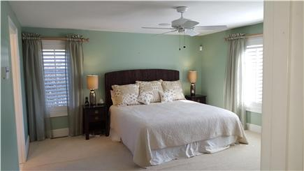 Osterville Osterville vacation rental - First Floor Master Suite with King Bed