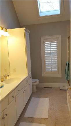 Osterville Osterville vacation rental - First Floor Master Bath with double vanity, shower & jacuzzi tub