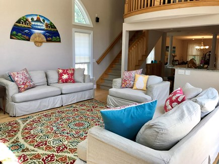 Bayside of Eastham Cape Cod vacation rental - Living room 2