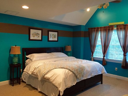 Bayside of Eastham Cape Cod vacation rental - Master bedroom