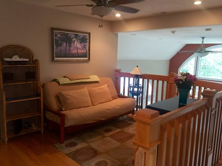 Bayside of Eastham Cape Cod vacation rental - Loft with full futon