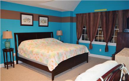 Bayside of Eastham Cape Cod vacation rental - Upstairs King Bedroom