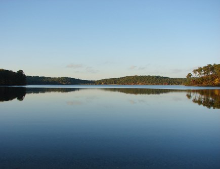 Brewster Cape Cod vacation rental - Many great swimming and boating ponds in Nickerson State Park