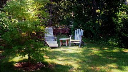 Brewster Cape Cod vacation rental - Good spot for relaxing, reading, and star gazing