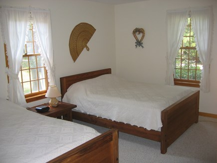 Chatham Cape Cod vacation rental - 2nd Bedroom with double and a twin