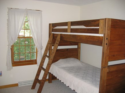 Chatham Cape Cod vacation rental - 3rd Bedroom with Bunks