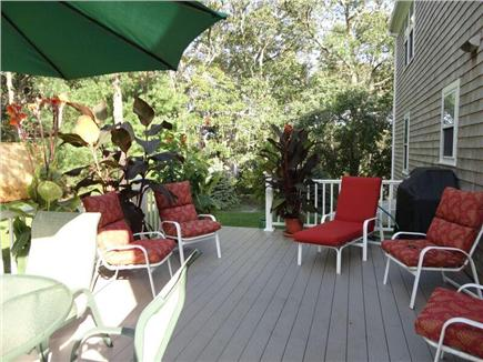 Harwich Port Cape Cod vacation rental - Patio/Deck