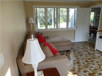Harwich Port Cape Cod vacation rental - Sun Room