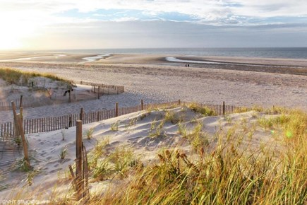 South Dennis Cape Cod vacation rental - Mayflower Beach-3.5 mi. drive. Dennis has many beautiful beaches.