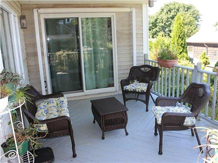 Plymouth MA vacation rental - Lower Deck off of Kitchen.