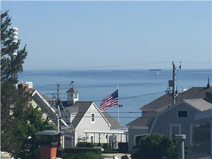 Plymouth MA vacation rental - Ocean view from upstairs bedrooms.