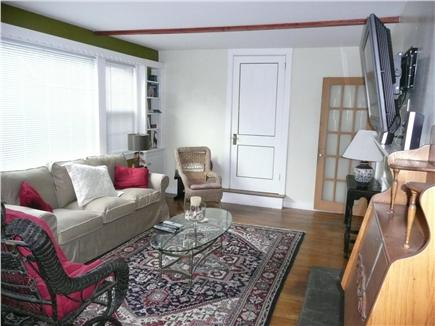 Osterville Osterville vacation rental - Living room with large flat screen TV
