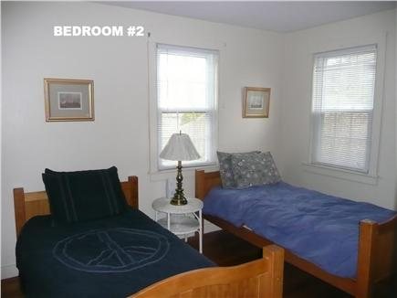Osterville Osterville vacation rental - 1st Floor bedroom #2 with twin beds