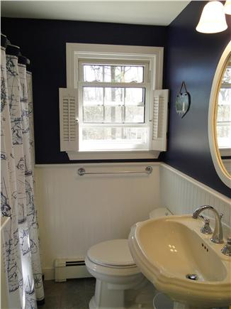 Dennis Cape Cod vacation rental - Brand new refinished bathroom