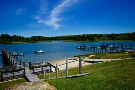 Orleans, Eastham Cape Cod vacation rental - Private Association Beach & Dock just 300 feet away