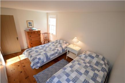 Orleans, Eastham Cape Cod vacation rental - Rear bedroom with 2 twins beds