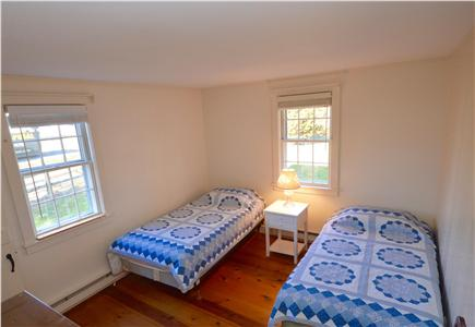 Orleans, Eastham Cape Cod vacation rental - Front bedroom with 2 twins beds