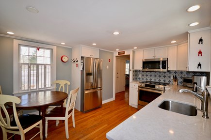 Orleans Cape Cod vacation rental - Newly renovated kitchen with dining