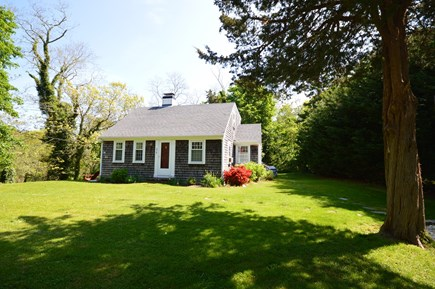 Orleans Cape Cod vacation rental - Private setting and spacious yard