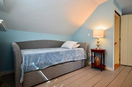 Orleans Cape Cod vacation rental - Upstairs bedroom with queen bed and daybed with trundle