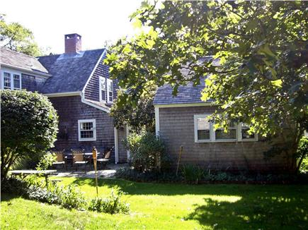 Orleans Cape Cod vacation rental - Back of main house