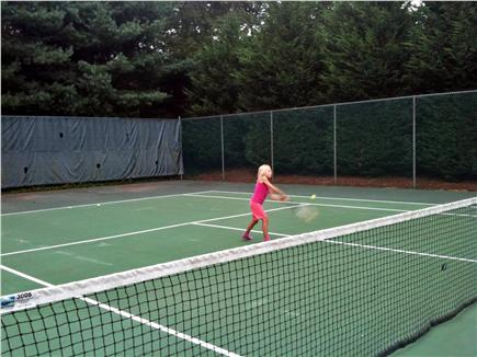 Orleans Cape Cod vacation rental - Tennis court