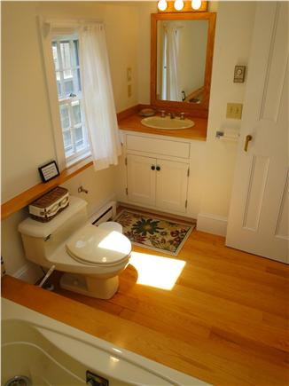 Orleans Cape Cod vacation rental - Cottage bathroom - cute and cozy
