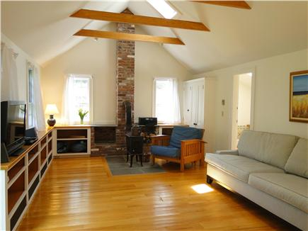 Orleans Cape Cod vacation rental - Lovely cottage w/ flat screen TV, queen futon, skylights