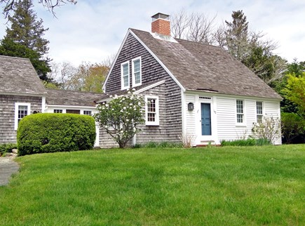 Orleans Cape Cod vacation rental - Main house with large front and back yard