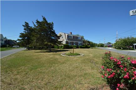 Barnstable  Cape Cod vacation rental - Corner lot in quaint neighborhood setting.