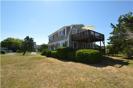 Barnstable  Cape Cod vacation rental - Double decks offer fantastic outdoor entertaining options.