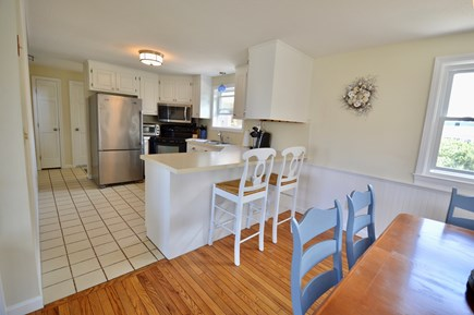 Barnstable  Cape Cod vacation rental - Nicely appointed kitchen open to the dining area