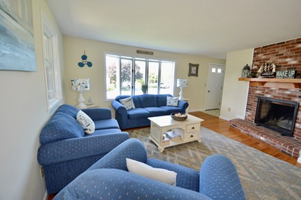 Barnstable  Cape Cod vacation rental - Spacious living room