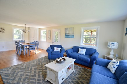 Barnstable  Cape Cod vacation rental - Open concept - great seating & dining