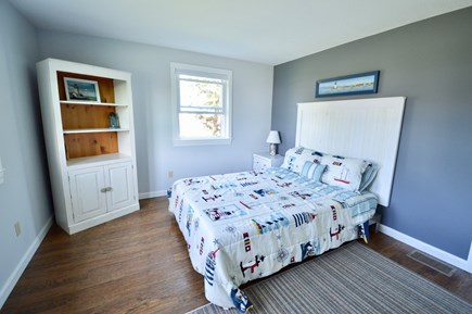 Barnstable  Cape Cod vacation rental - First floor bedroom