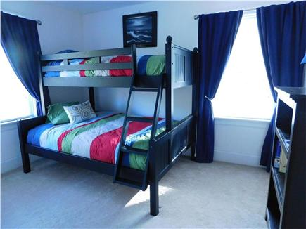 Hyannis Cape Cod vacation rental - Bedroom 4- Bunk bed (double)