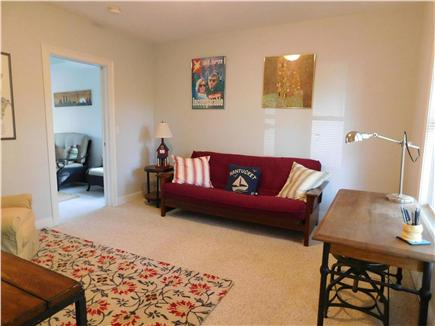 Hyannis Cape Cod vacation rental - First level family room.  Great for the kids!